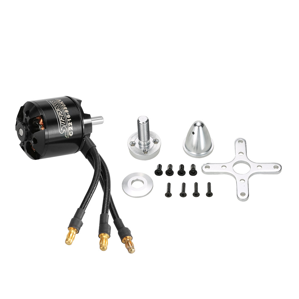 Original High Performance 2216 880KV 14 Poles Brushless Motor for RC Airplane Fixed-wing high quality sunnysky x2216 2216 880kv 1100kv 1250kv 1400kv 1800kv 2400kv ii outrunner brushless motor for rc models 3d airplane