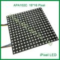 APA102IC leds de pixel tira conduzida tela da cortina
