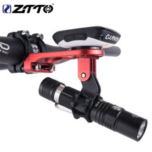ZTTO MTB Road Bike Computer Camera Holder Handlebar Extension Bicycle Stopwatch GPS Holder For GARMIN Bryton CATEYE GoPro Mount xon bike stem computer mount camera holder for wahoo elemnt computers gopro hero adapter computers extension
