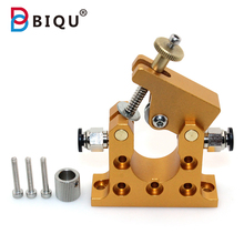 BIQU DIY Reprap Kossel All-metal Step 42 Extruder Bowden Extruder Left / Right Direction Bore 5mm/8mm Alimunum For 3D Printer