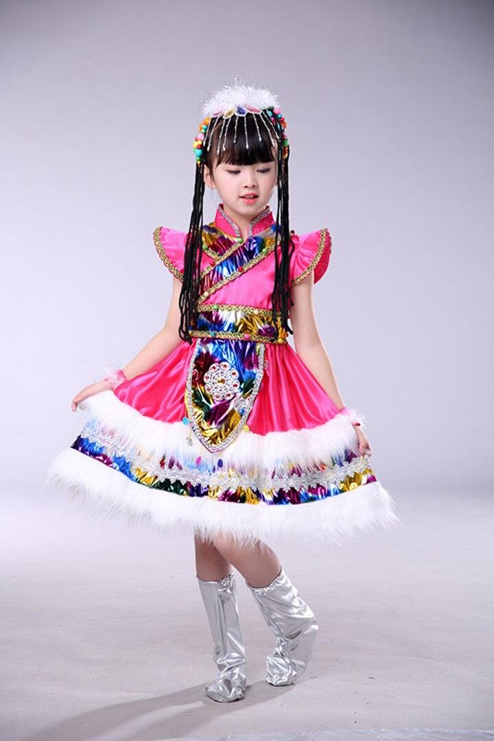 7bd4fa3f8cf3 Children s costumes minority children dance performance clothing ...