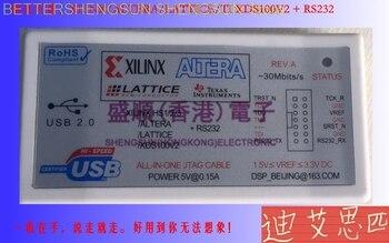 XILINX ALTERA treillis XDS100V2 émulateur JTAG téléchargement ligne USB au port série