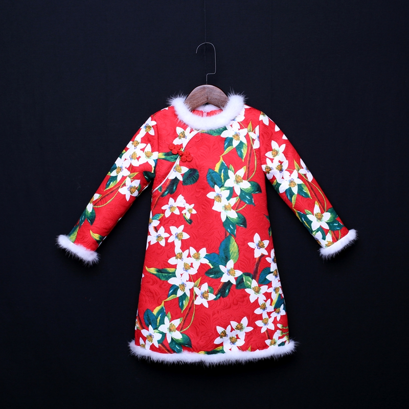 Winter long sleeve flower princess dress women and girl clothes mother daughter evening party dress family look matching clothes autumn family look clothes mother baby kid girl princess skirt women formal lace dress mother and daughter evening party dresses
