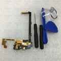 Peças para lg nexus 5 d820 d821 telefone usb conector dock de carregamento substituição porto cabo flex com ferramentas