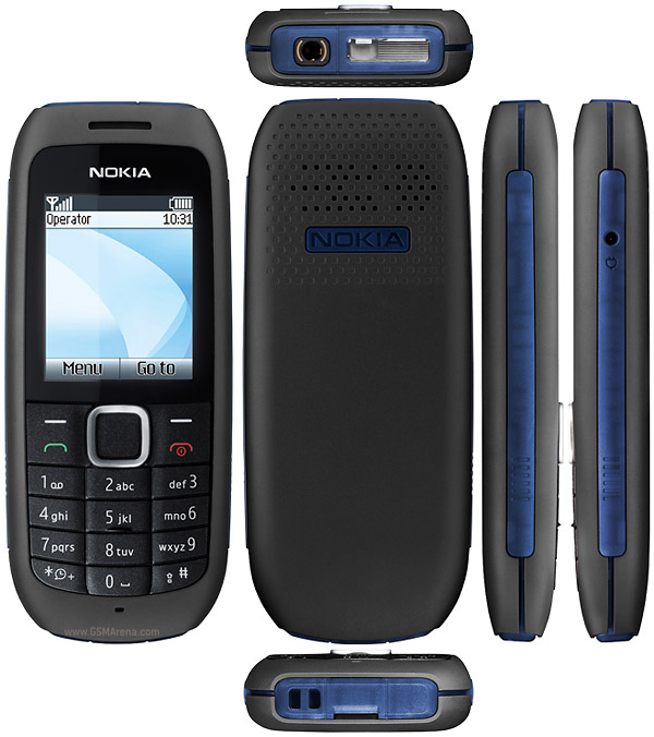 US $25 09 10% OFF|1616 Original Refurbished NOKIA 1616 Mobile Phone GSM  Unlocked phone Refurbished-in Cellphones from Cellphones &  Telecommunications