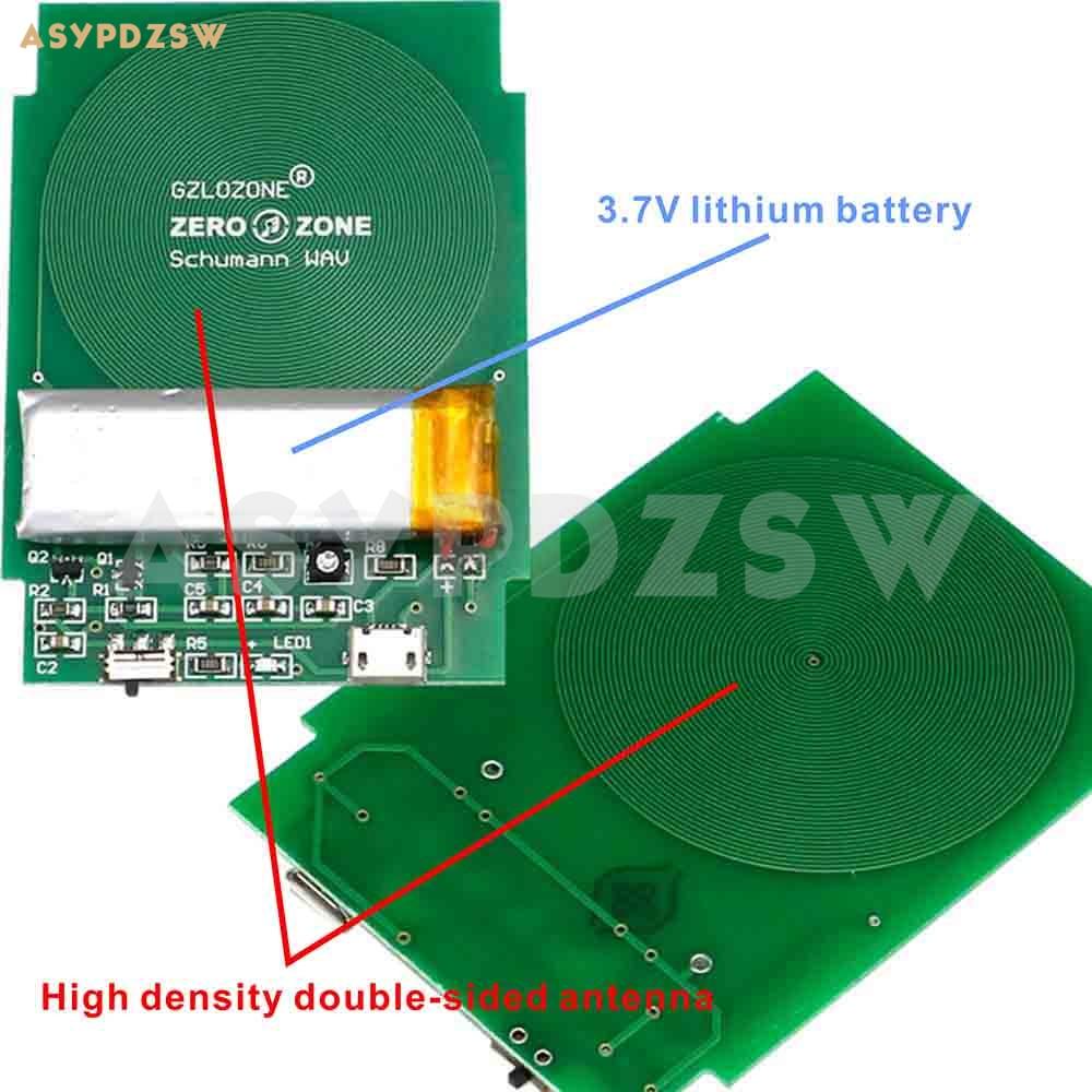 2018  FM783 Schumann wave 7.83HZ Ultra-low Frequency Pulse Generator
