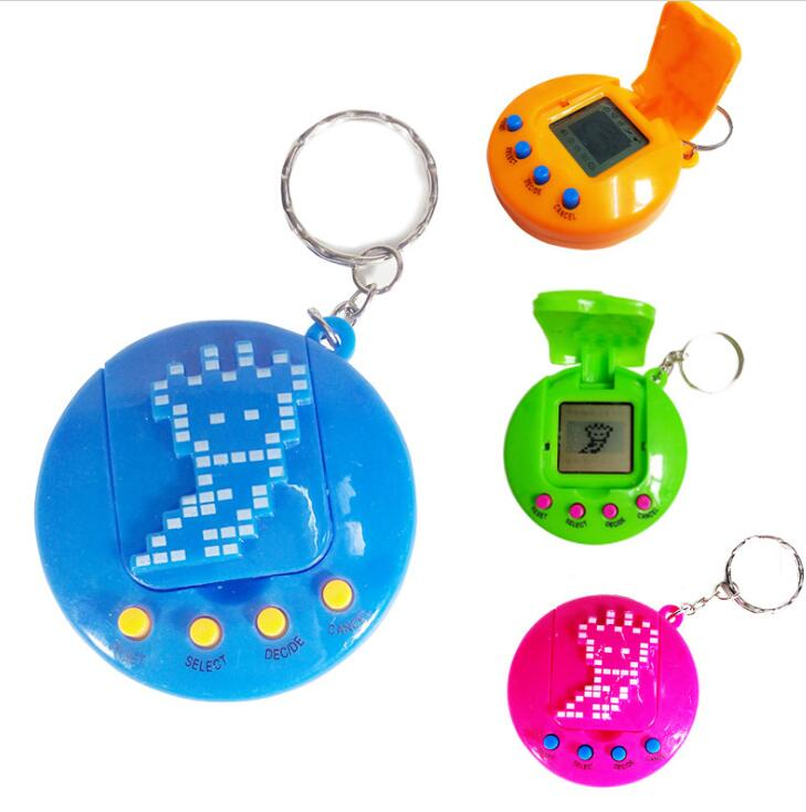 Hot ! 2018 Tamagotchi Electronic Pets Toys 90S Nostalgic 49 Pets In One Virtual Cyber Pet Toy Tamagochi Penguins Toy