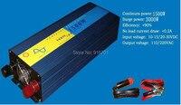 digital Display 1500W Continuous 3000W Peak True Pure Sine Wave Solar Power Invertor DC TO AC converter