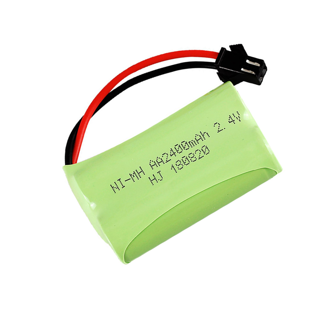 Volt NI-MH Max Performance Akku 4,8 V 2+2 2400 mAH SM Plug für RC Fahrzeuge