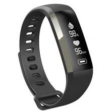 Новый M2P смарт-фитнес-браслет нажмите сообщение 0.96 дюймов OLED браслет крови Давление монитор сердечного ритма крови кислородом PK Miband2