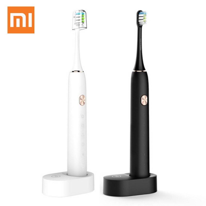 Xiaomi Soocare X3 Soocas Waterproof Electric Toothbrush Electric Sonic Smart Clean Bluetooth Waterproof Wireless Charge sagitally section model about tissue decomposition model for doctor patient communication model with magnetic