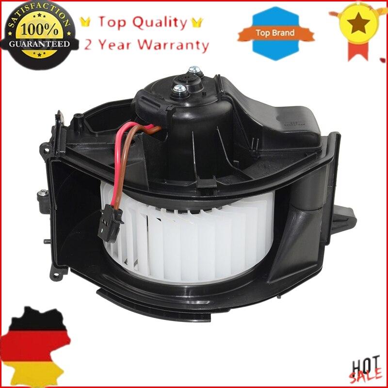 AP02 nouveau ventilateur de chauffage ventilateur moteur pour Audi A6 (4F2, C6) A6 Avant (4F5, C6) Skoda Octavia II 1Z3 2.0 FSI 4F0815020, 4F0815020A