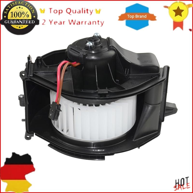 New Heater Blower Motor Fan For Audi A6 (4F2, C6) A6 Avant (4F5, C6) Skoda Octavia II 1Z3 2.0 FSI 4F0815020,4F0815020A