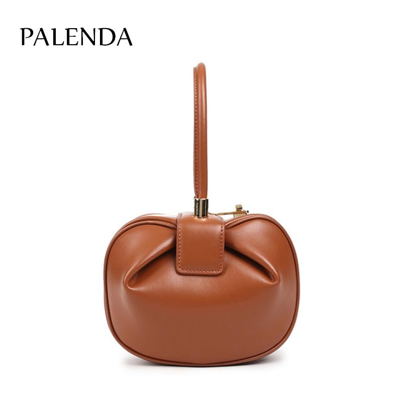 2018 new women split leather split leather totes fashion <font><b>handbag</b></font> 6 color hobos <font><b>sharp</b></font> bag 2 size