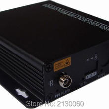 HD видео CVI Оптическое волокно al конвертер, 1ch 720 P видео волоконно-оптический передатчик, одномодового один Волокно 20 км