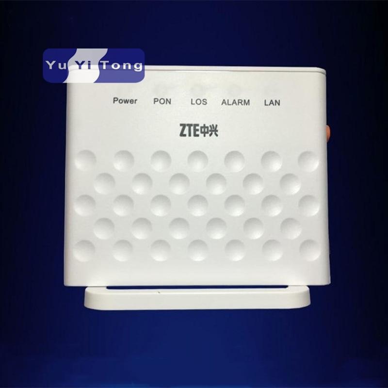 bilder für New ZTE ZXA10 F401 EPON ONU ONT Mit Einzelnen Lan-anschluss gelten FTTH Modi, Englisch schnittstelle