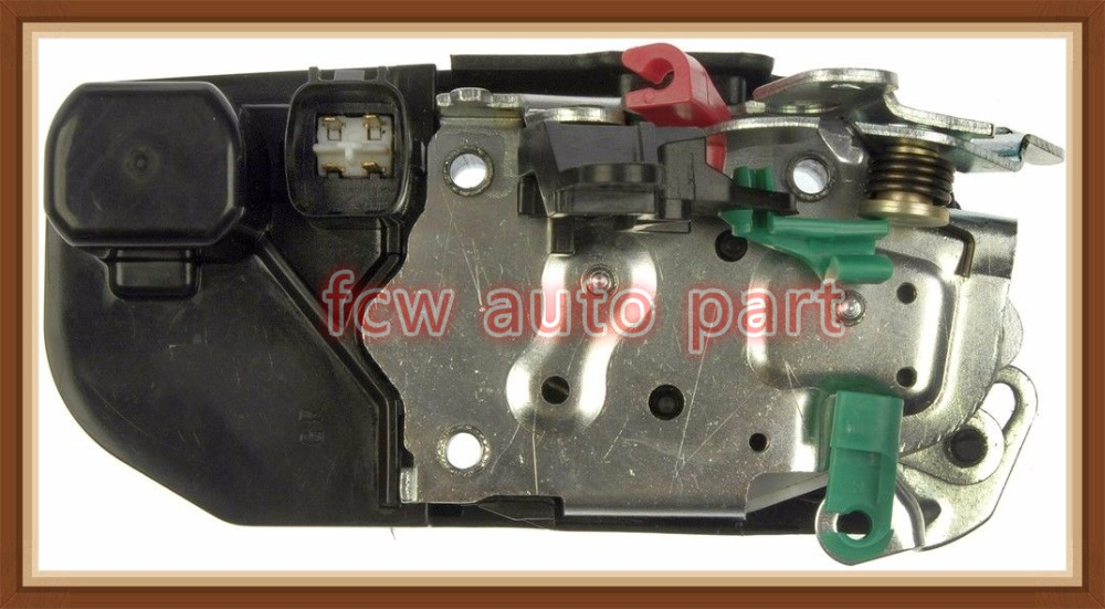 CHEVROLET MATIZ 1998-2004 DRIVER SIDE FRONT MANUAL DOOR LOCK CATCH DAEWOO