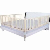 Барьер для кровати baby shatter resistant забор дети анти капля кровать бар кровать 1,8 2 м кровать боковой перегородки Универсальный