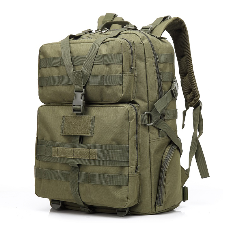 45l Military Tactical Backpack Bag Sports Bag Multifunctional Camouflage Backpack Water Resistant 50% OFF