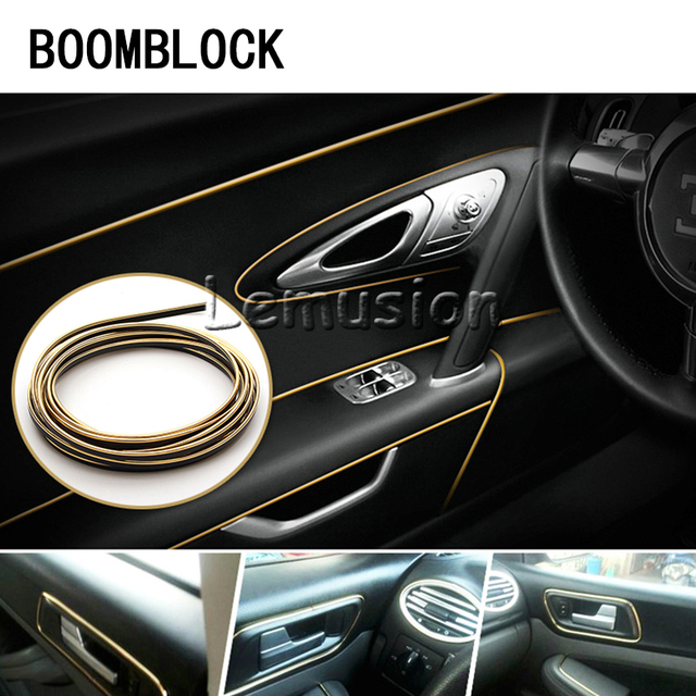 Boomblock Car Interior Decoration Moulding For Saab 9 3 9 5 93 For