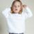 Novo 2017 Primavera Outono Estilo Bobo Menina Meninos Camisola Do Bebê meninas & Boy camisola Crianças Boutique Malha De Lã Coelho Dos Desenhos Animados camisola