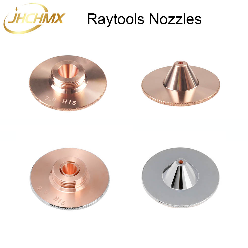 JHCHMX Original Raytools Laser Nozzles High Quality Single Layer Double Layer HD 1 0 3 0
