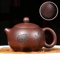 2017 Hot Sale Tea Set 1 Pot High Quality Classic Pot Yixing Teapot Pure Handmade Teapot