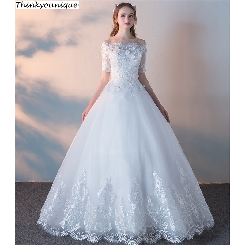 Lace Up Ball Gown Quality Wedding Dresses 2017 Plus Size Bridal Alibaba Wedding Dress Real Photo Free Shipping TK852