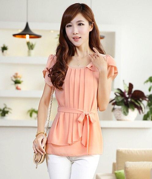 Korean Ladies Fashion Tops Images
