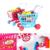 Carrinho de Compras Carrinho de simulação Brinquedos Do Bebê Carrinho de Bebê Crianças Developmental Toy Playhouse Presente # LD789