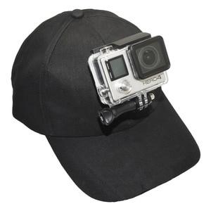 Image 5 - Kaliou กลางแจ้งหมวกหมวกเบสบอล Sun Hat สำหรับ Gopro 6 5 4 3 2 1 SJCAM SJ4000 SJ5000 Action กล้องอุปกรณ์เสริม