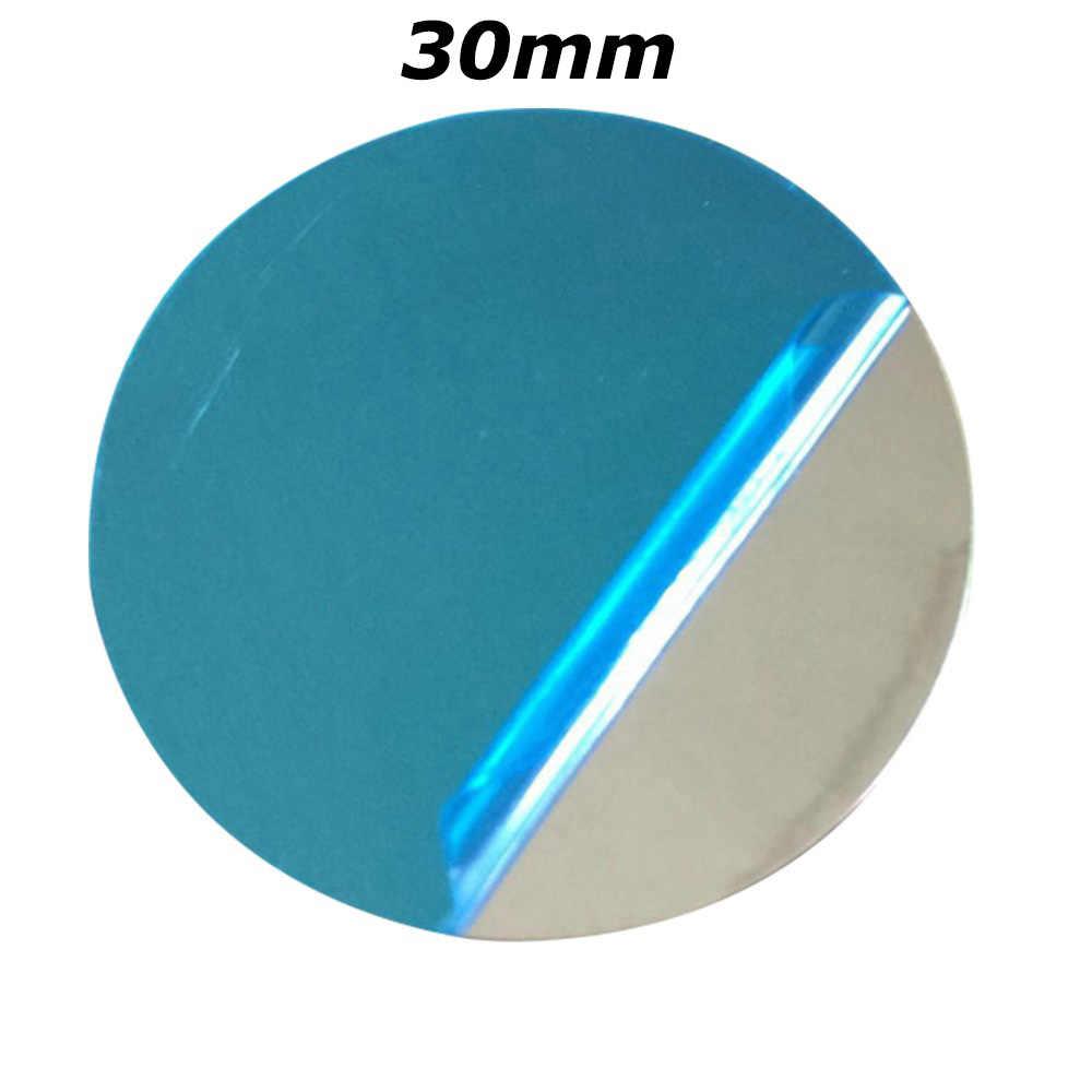 10 ピース金属プレートディスク鉄シート磁石のための携帯電話ホルダー磁気自動車電話スタンドホルダー 30 ミリメートルと 40 ミリメートル