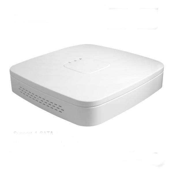 NVR4104-4K Dahua Sécurité CCTV DVR 4 Canaux Intelligente 1U 4 K & H.265 Lite Réseau Vidéo Enregistreur