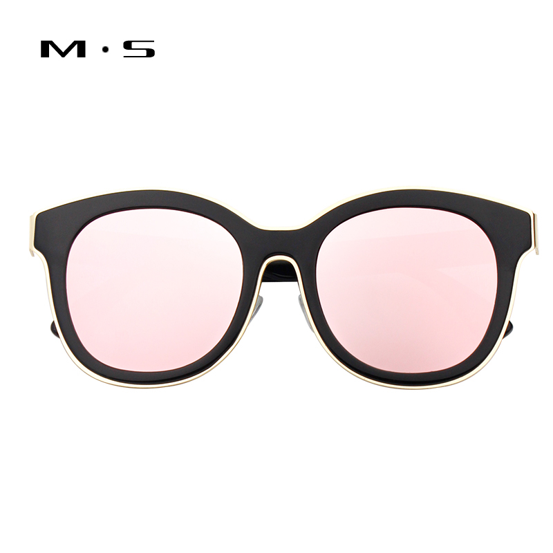 MS Classic Brand Designer Square Sunglasses Retro Fashion Sun glasses for Women