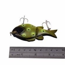 Big Fishing Lure with Double Hooks 5 pcs Set