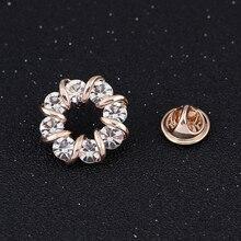 2016 Fashion  Pashmina Scarf Clip Garment Wedding Bling Rhinestone Crystal Ribbon Brooch Pin
