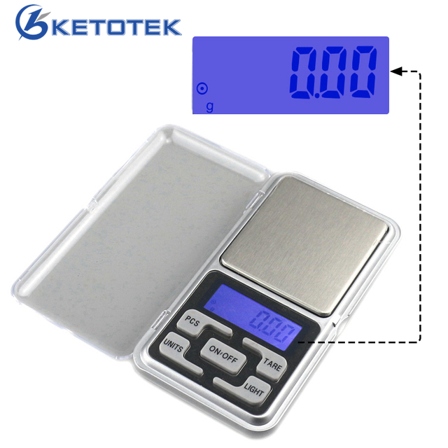 200g 500g Libra 0.01g scale High Accuracy Electronic Jewelry Scale Digital Pocket Scales Weighing Balance