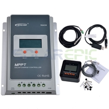 Buy solarepic mppt 40a solar charge controller and get free shipping