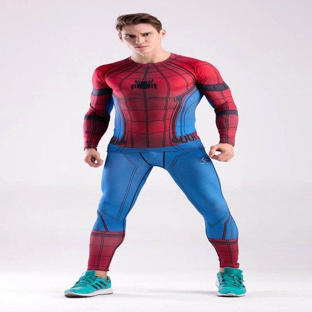 Marvel's Daredevil Costume Adult Superhero Cosplay Zentai Suit For Halloween Adult Superhero Costume(Long Sleeve and Pants)