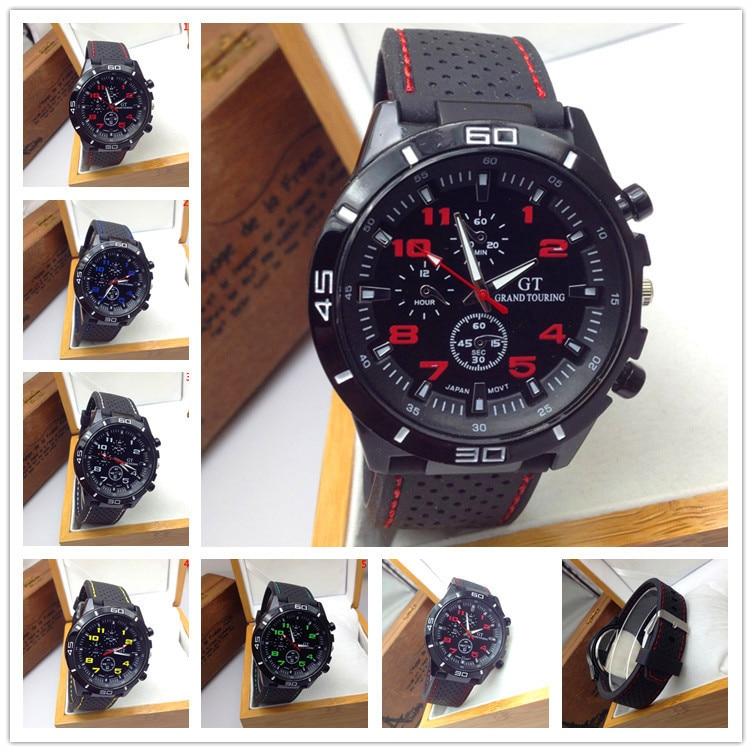 2019 New Famous Brand Men Quartz Watch Army Soldier Military Canvas Strap Silicone  Analog Wrist Watches Sports Clock Wristwatch