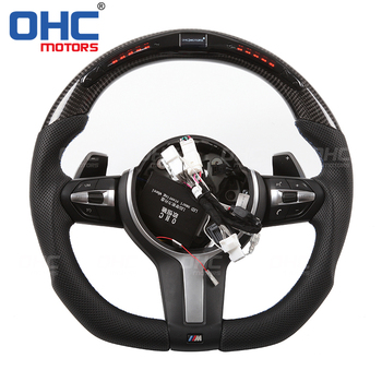 LED Steering Wheel compatible for BMW MW F20 F22,F23 & F45 M Sports F30,F31 4 F32,F33,F36  F87 M2,F80 M3,F82 F83  F15 F34 F20 F2 air filter oem13718511668 for bmw f20 f21 118d f45 f23 f22 f87 220d f30 f80 f34 f31 318d 320d f33 f83 f32 f82 f36 420d 425d