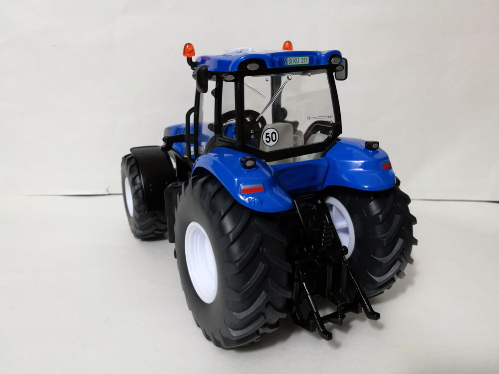 Siku 3273 1:32 новая голландская T8.390 Трактор Игрушки