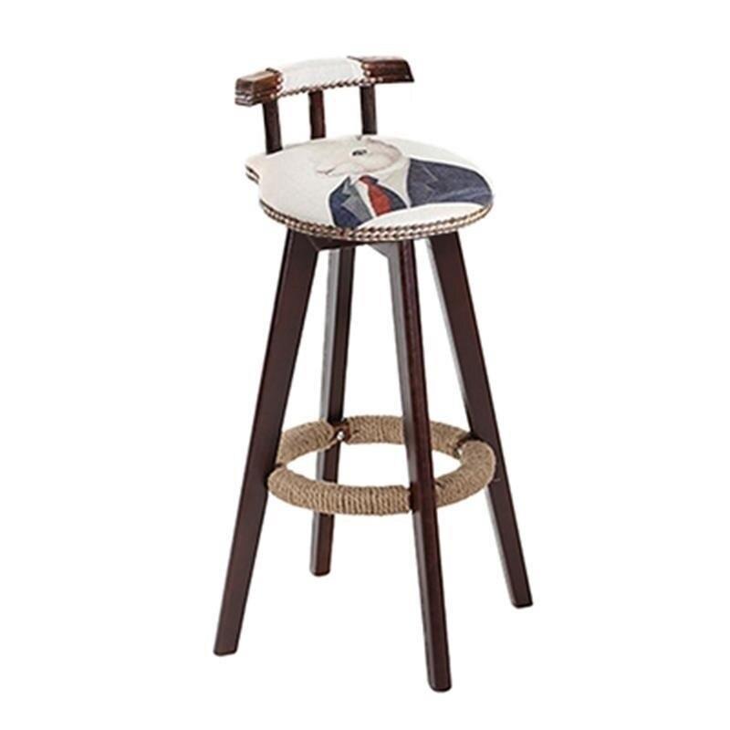 Contemplative Comptoir Sedia Hokery Taburete Sandalyesi Para Barra Stoelen Industriel Leather Silla Cadeira Tabouret De Moderne Bar Chair Furniture