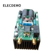 Новый MINIPA DIY KITS 100 Вт SSB линейный ВЧ усилитель мощности для YAESU FT-817 KX3 heastink cw