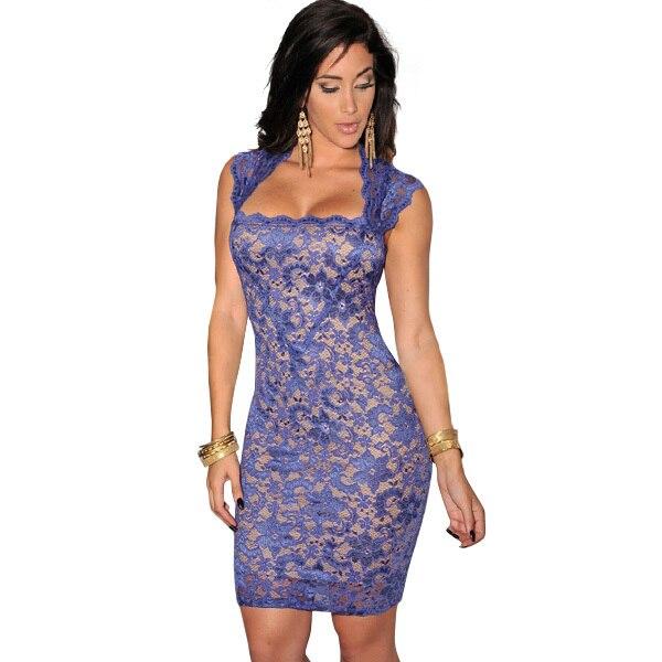 Women Bodycon Dress Wholesale Price Formal Celebrity Gown Lace Dancing  Dresses 1b275c64f346