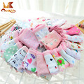 Monkids 6/Bag Color Mixing Delivery Cotton Child's Underwear Panties For Girls High Quality Girls Briefs Baby Girls Underwear