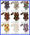 2016 Nova infantil baby Girl Bodysuits Flor Borlas Bola de Algodão Da Criança Macacões Bow Headband Recém-nascidos Roupas 0-3 T 3017