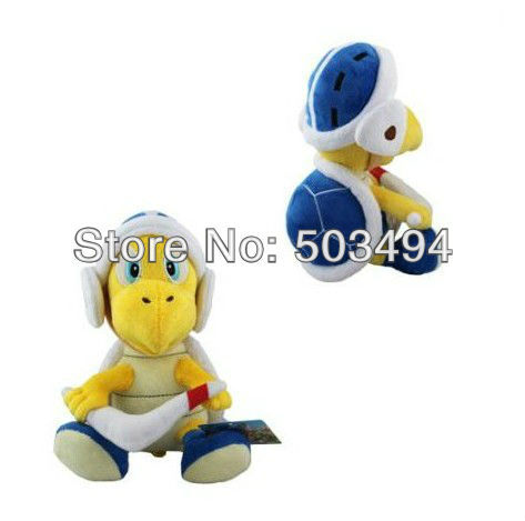 "Super Mario Plush Toy Koopa Troopa Boomerang 8""/22cm Stuffed Animal Retail Free Shipping"