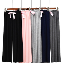 Spring And Summer Woman Night Pants Womens Lounge Pants Home