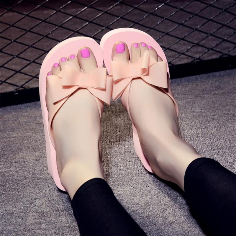 2018 Floral Women Summer Slippers Casual Wedges Shoes Beach Ladies Slipper Fashion Basic Women Shoes Slippers Footwear YLD926 summer women slip on shallow breathable casual shoes female fashion beach shoes slippers ladies footwear women shoes cld927